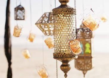 Свадебный декор в стиле бохо