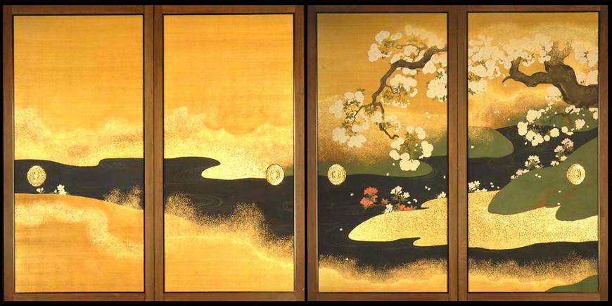 фурсума -японский стиль в интерьере