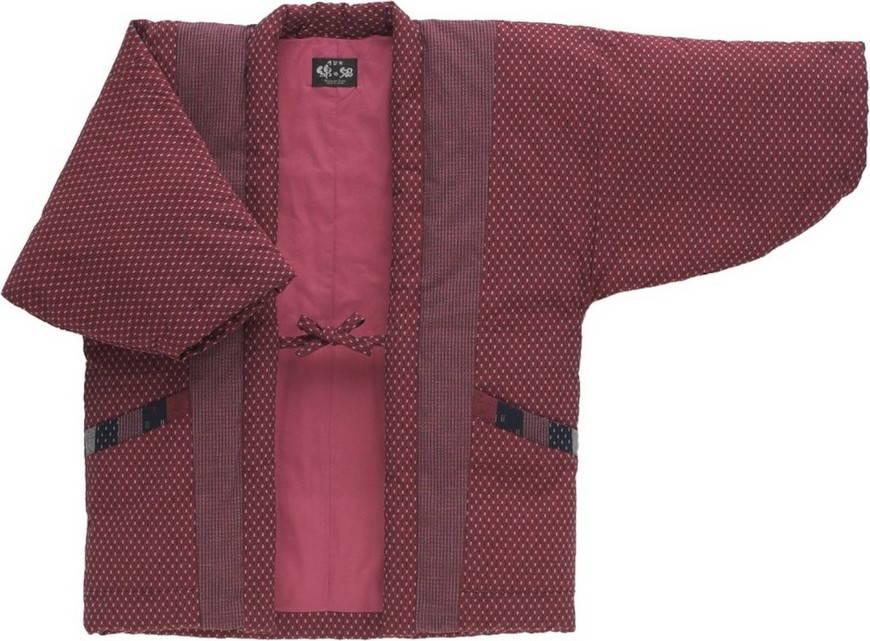 Хантен японское кимоно