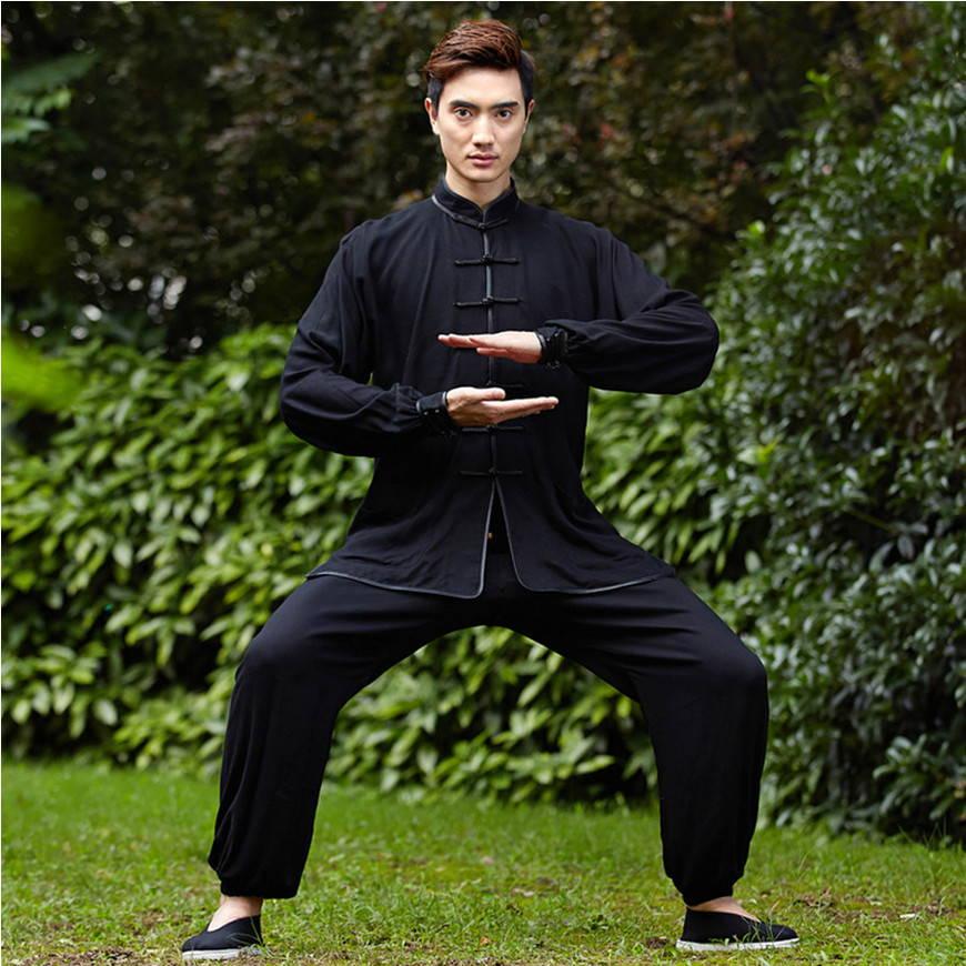 китайский наряд для кунг фу