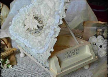 Оригинальные шкатулки для украшений