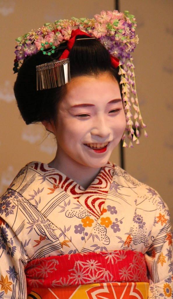 канзаши- украшения для японской прически