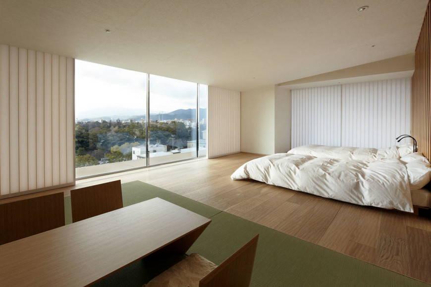 мебель в японском интерьере