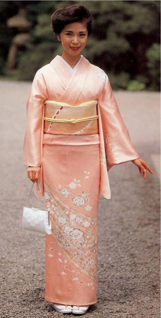 Цукесаги японские кимоно