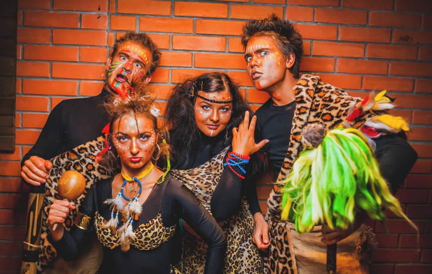 африканская вечеринка