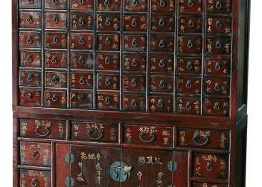 Шкаф в китайском стиле