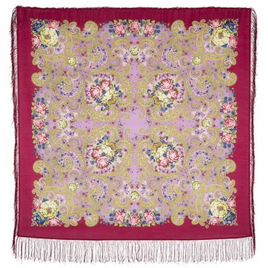 Цветы из платков