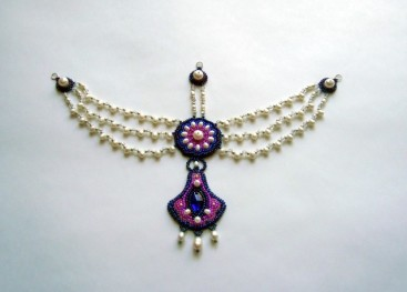 Индийские украшения, сделанные своими руками