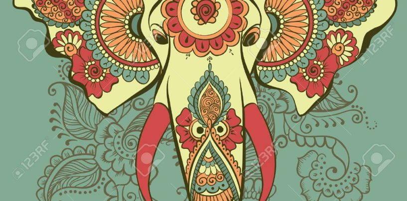 Виды и обозначение индийских орнаментов