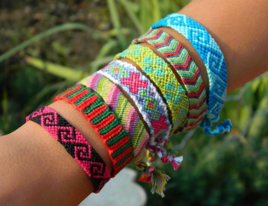 плетение Стиль этно