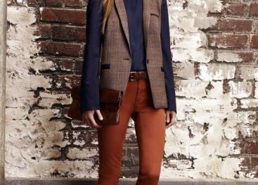 Современный винтажный стиль от ведущих дизайнеров