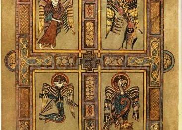 Рукопись кельтов