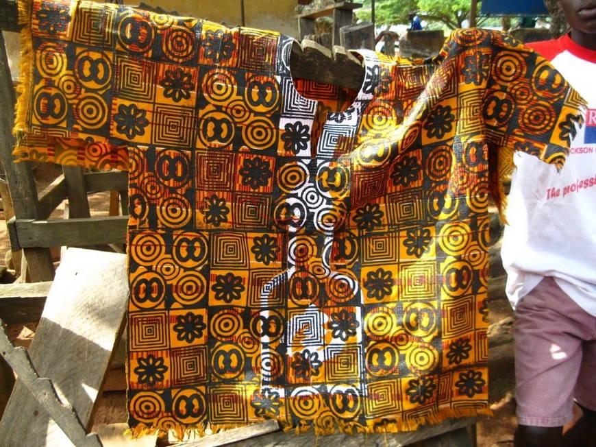 Традиционная мужская рубаха