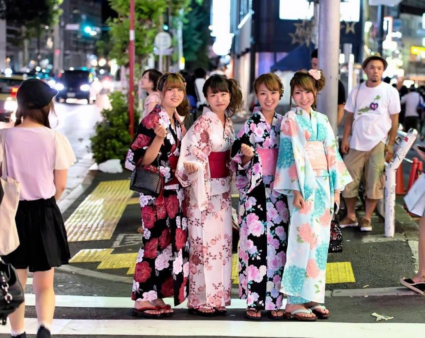 Современные японки