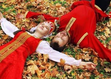 Славянская свадьба