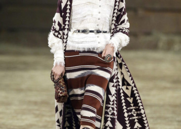 Разнообразие этнических мотивов моды