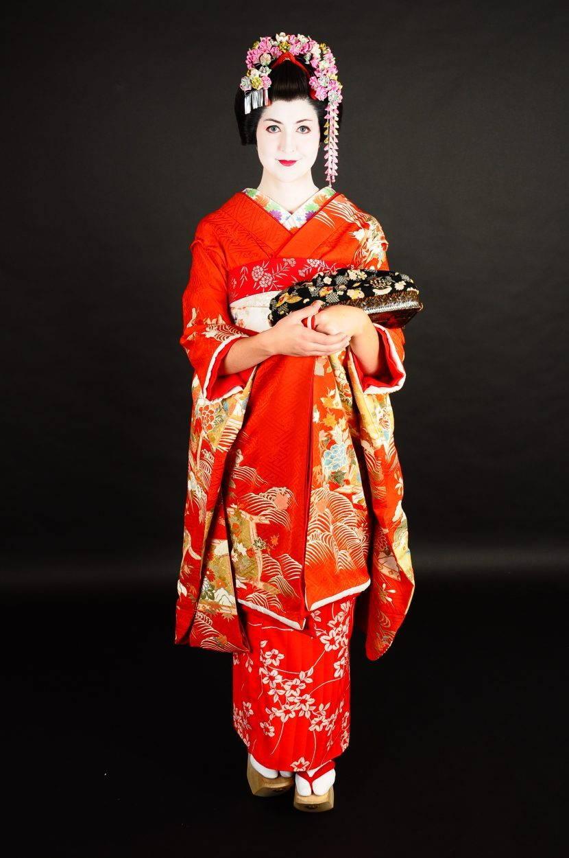 dsc_0018-e1480863656256 Кимоно японское своими руками: выкройка, описание работы. Ифу как сшить