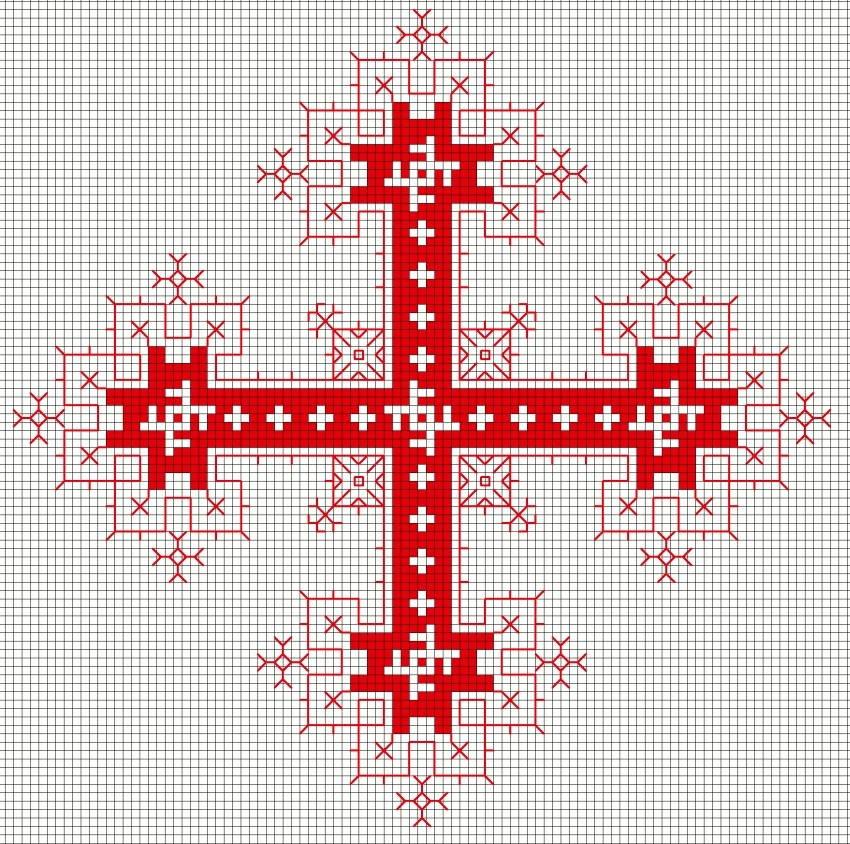 Крестик сайт по вышивке 91
