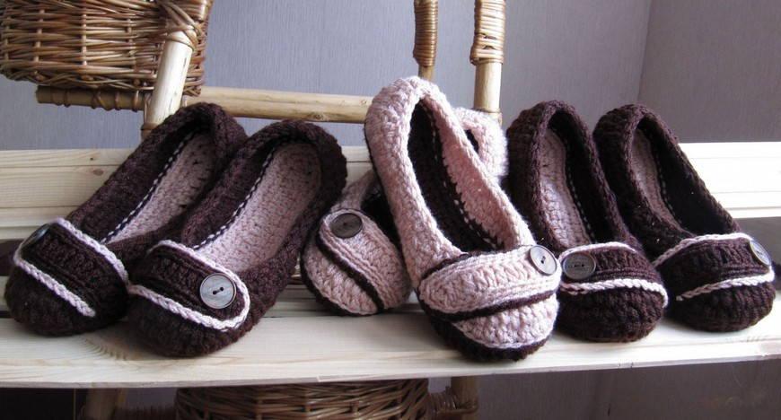 Мокасины крючком: особенности обуви и советы по созданию