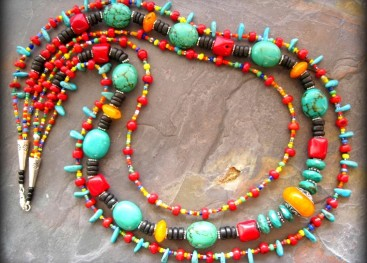 Африканские украшения