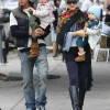 Как носить павлопосадские платки