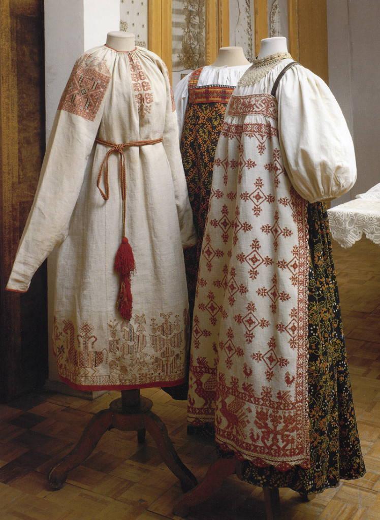 Русская вышивка