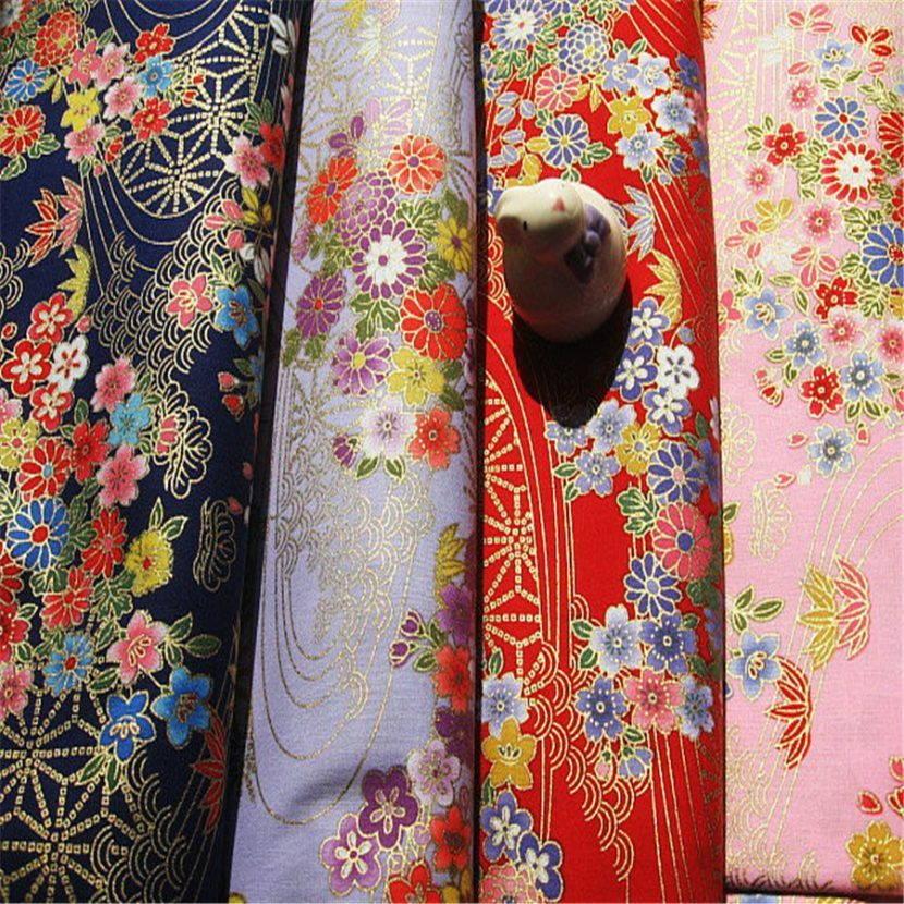 Ткань для кимоно