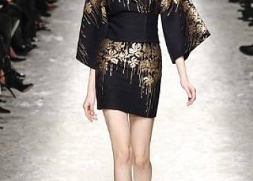 Платья-кимоно