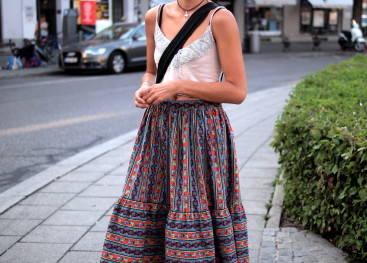 Этно-стиль на улицах города