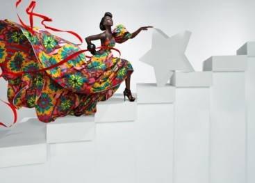 Платья в стиле этно