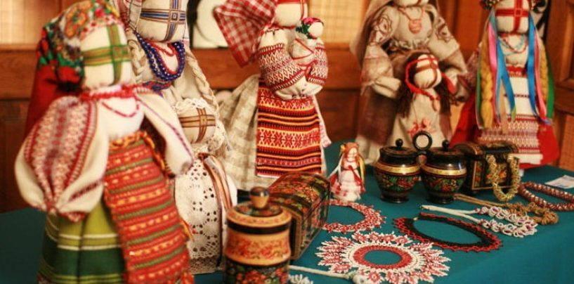 Учимся делать своими руками поделки в украинском стиле