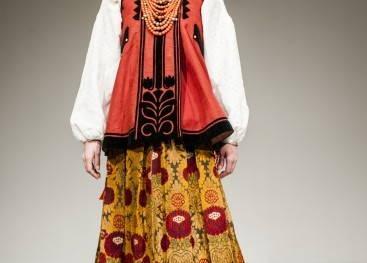Одежда в украинском этническом стиле