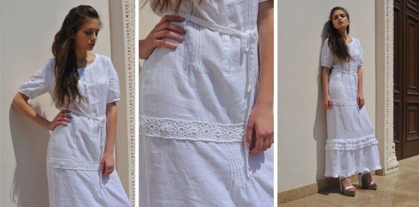 Особенности стиля бохо в современной одежде и место в нем льняных тканей