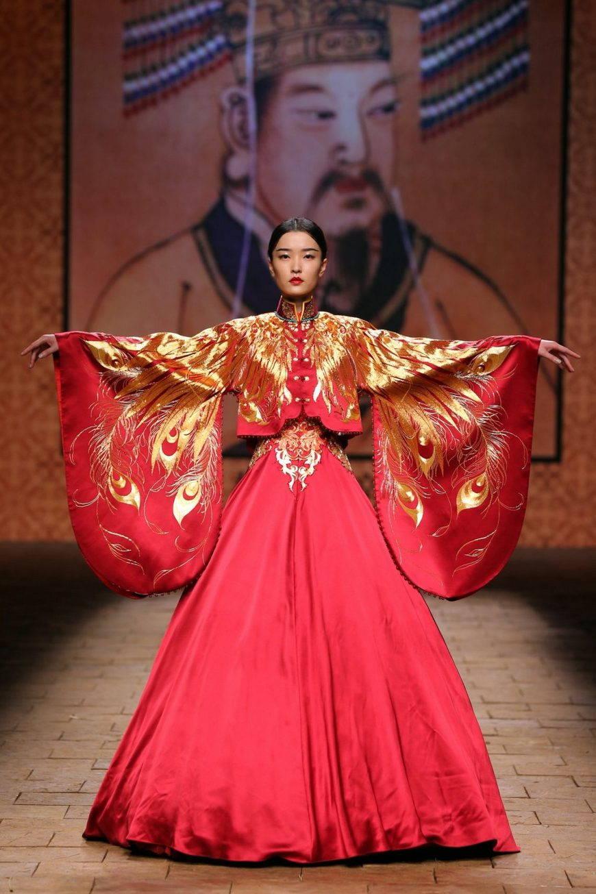 Китайские ханьфу