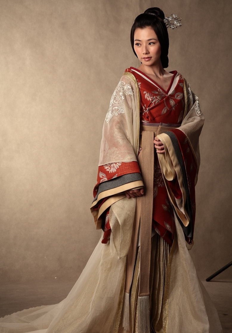 Китайские платье своими руками