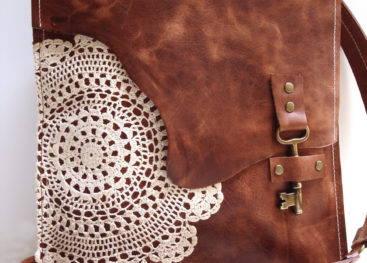 Украшения для сумок в стиле бохо