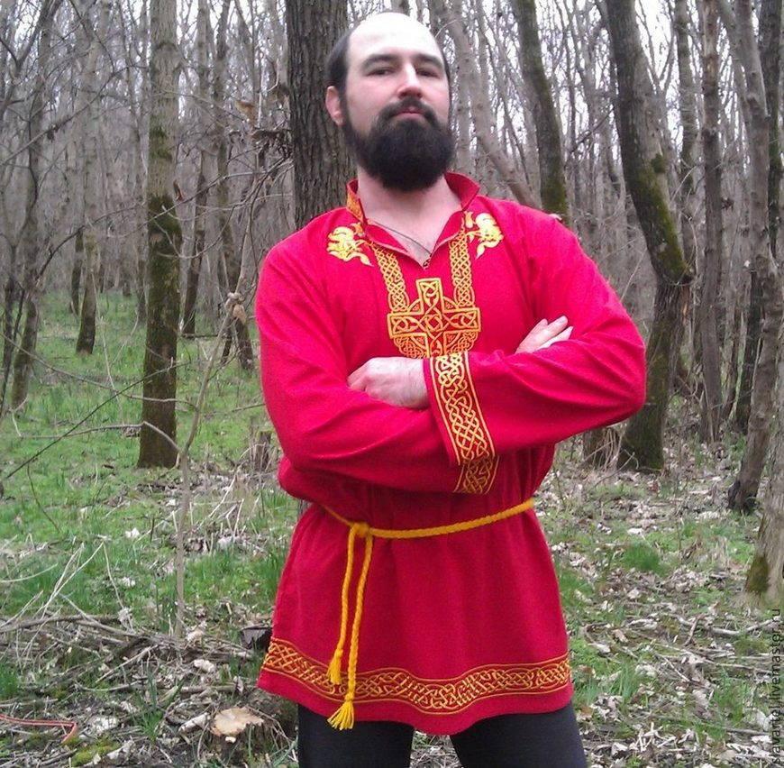 Красная рубаха