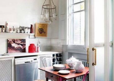 Кухни в стиле бохо
