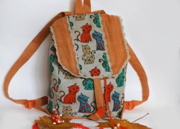 Рюкзаки в стиле бохо