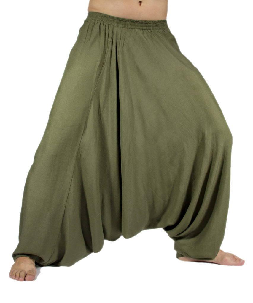 штаны алладины