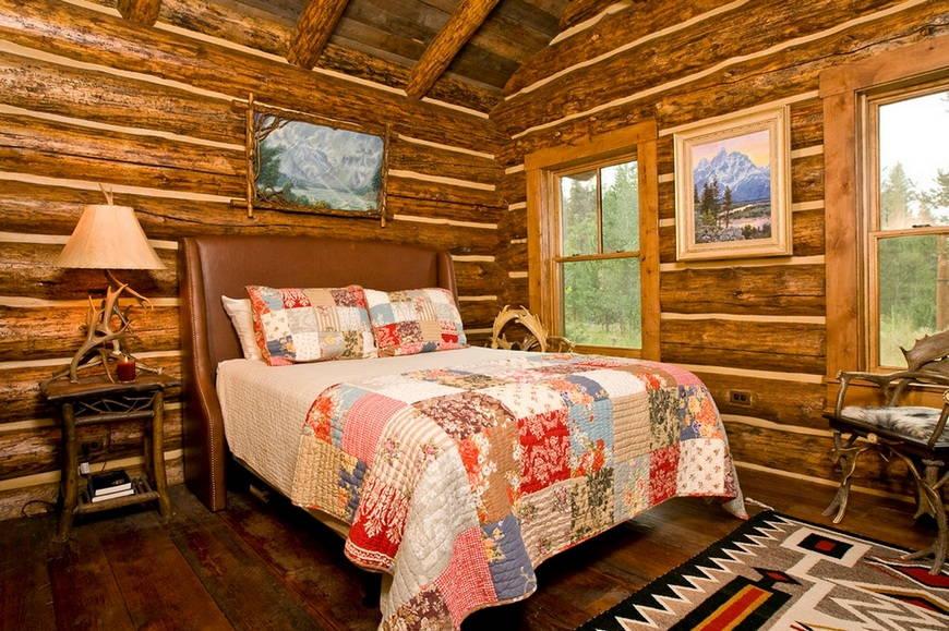Русские дома на кровате 14 фотография