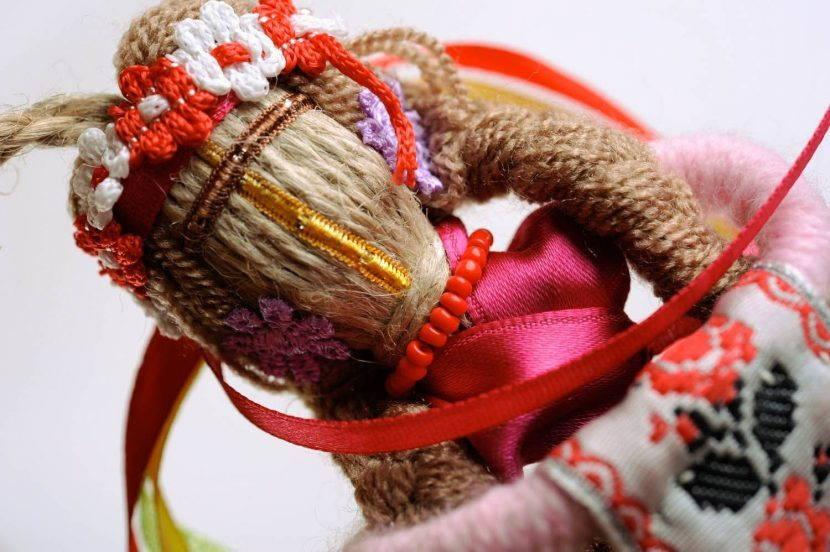 Кукла мотанка оберег