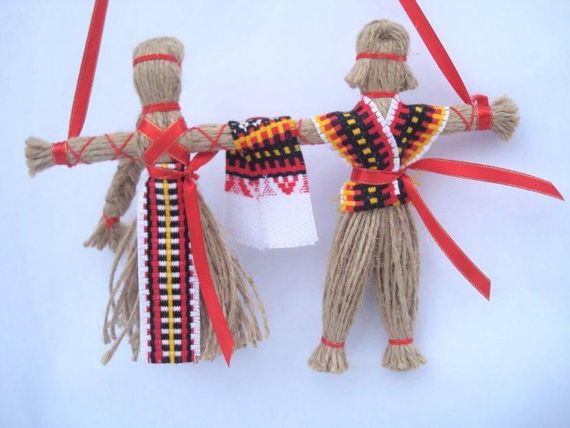 Кукла мотанка, как мощный оберег и ценное наследие славян