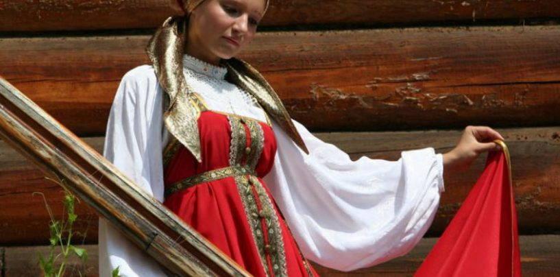 Разновидности и значение русского народного сарафана