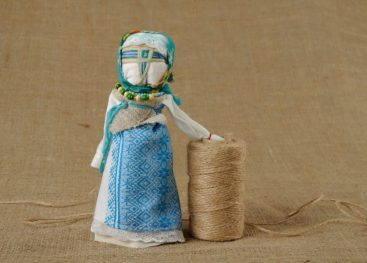 Этнические куклы мотанки