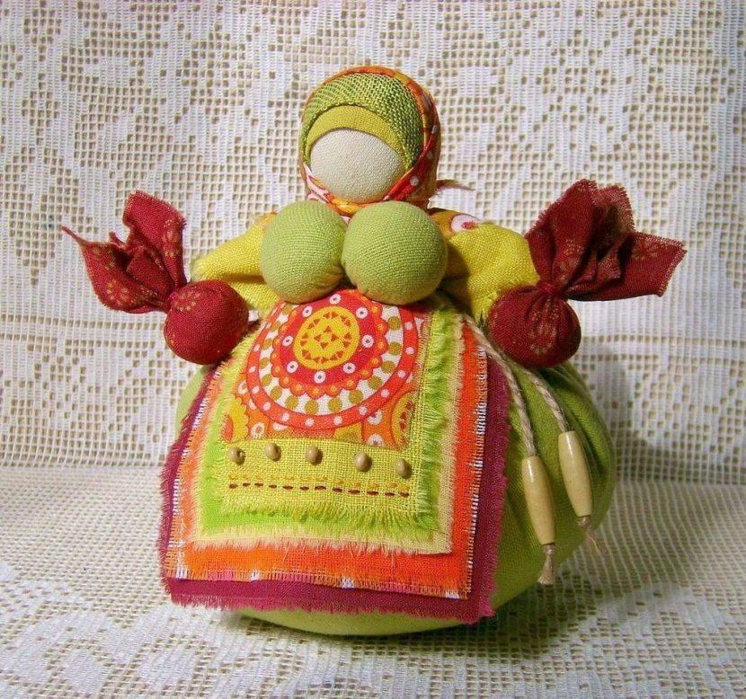 Кукла - травница