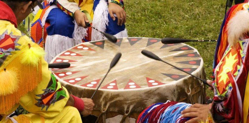 Свободный дух индейской музыки в наши дни