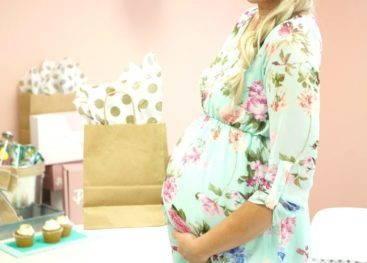 Стиль бохо для беременных