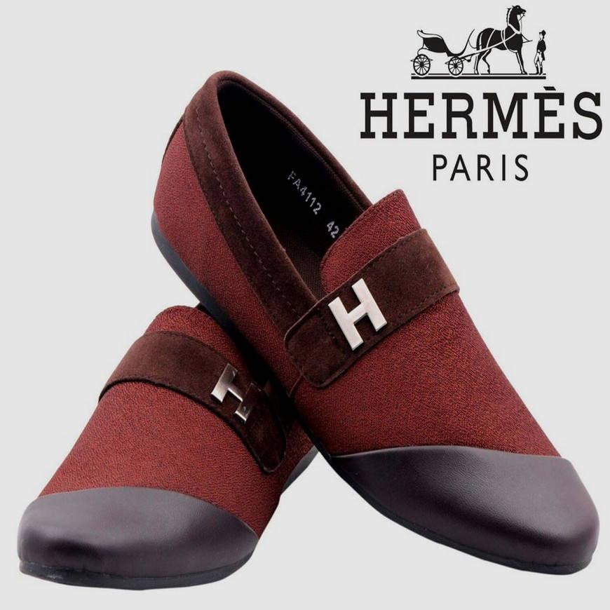 Мокасины hermes