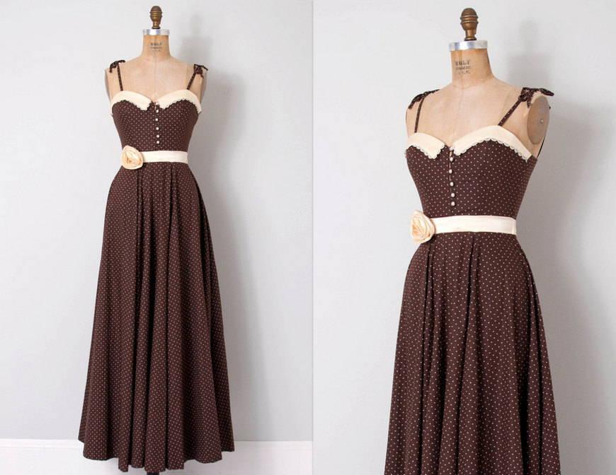 Платье своими руками легкие фото 300